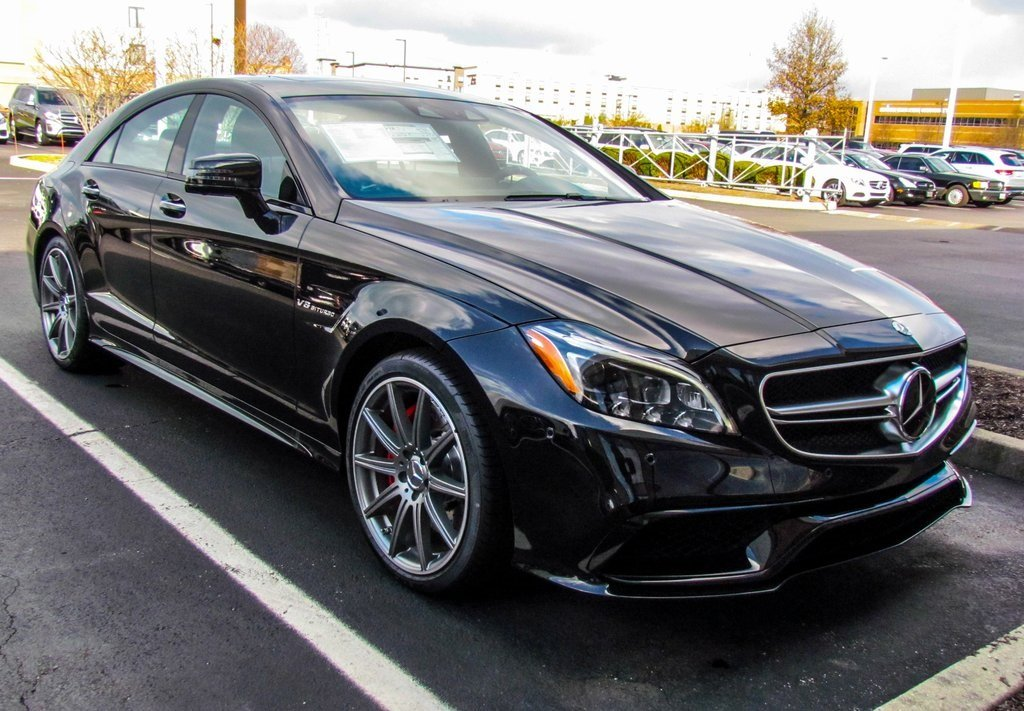 Mercedes West Chester >> Stock#: W16722 New 2017 Mercedes-Benz CLS CLS 63S AMG® Coupe in West Chester