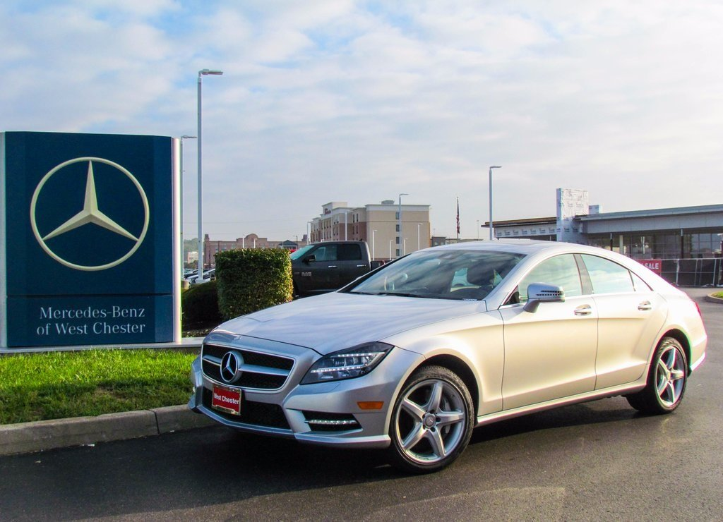 Stock w2835p certified pre owned 2014 mercedes benz cls Mercedes benz certified pre owned lease