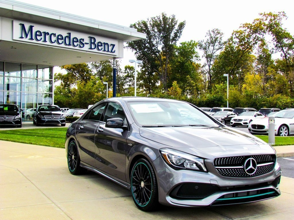 Stock w16477 new 2017 mercedes benz cla cla 250 in west for Mercedes benz financial payment address
