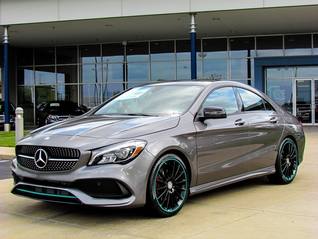 stock w16477 new 2017 mercedes benz cla cla 250 in west chester. Black Bedroom Furniture Sets. Home Design Ideas