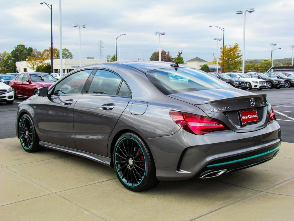 Stock W16477 New 2017 Mercedes Benz Cla Cla 250 In West