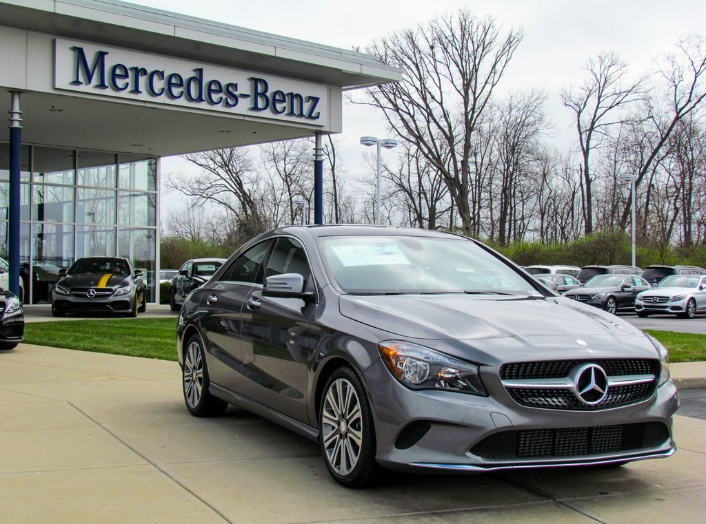 Stock w16757 new 2017 mercedes benz cla cla250 4matic 4 for Mercedes benz cla coupe 2017