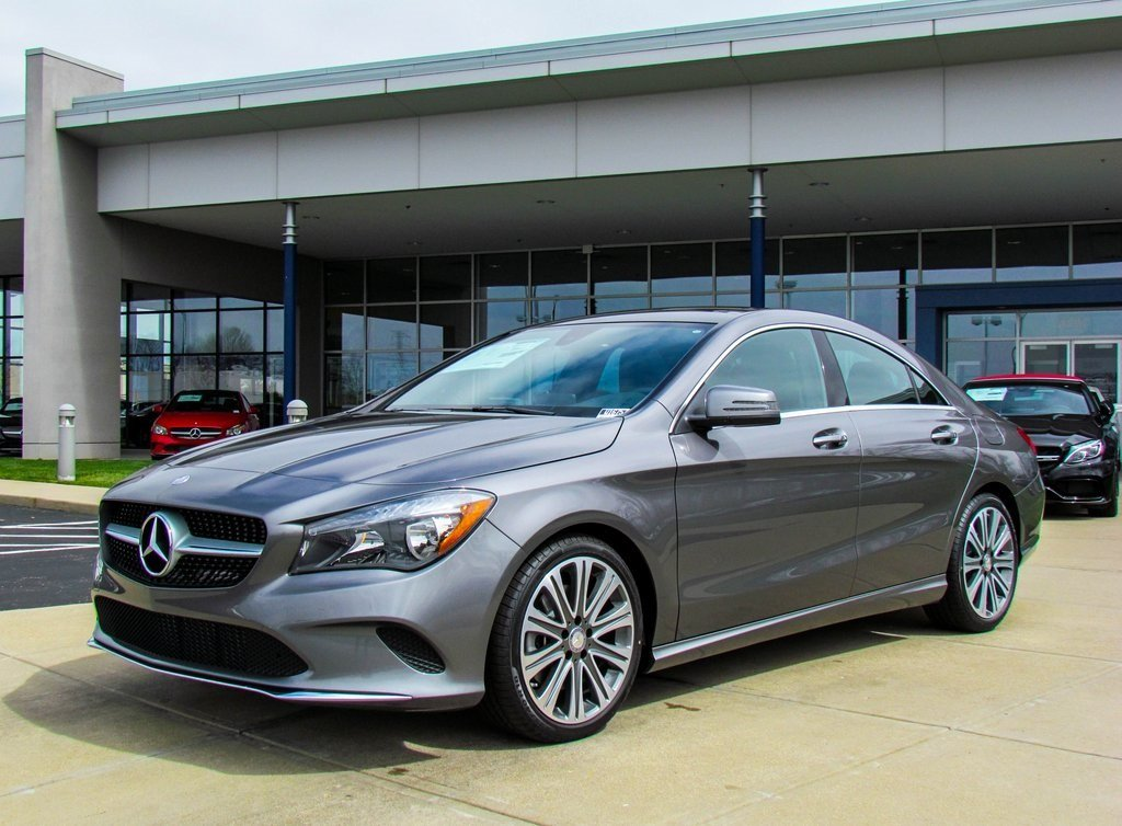 stock w16448 new 2017 mercedes benz cla cla 250 in west chester. Black Bedroom Furniture Sets. Home Design Ideas