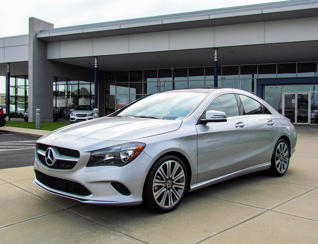 Stock W16827 New 2018 MercedesBenz CLA CLA 250 in West Chester