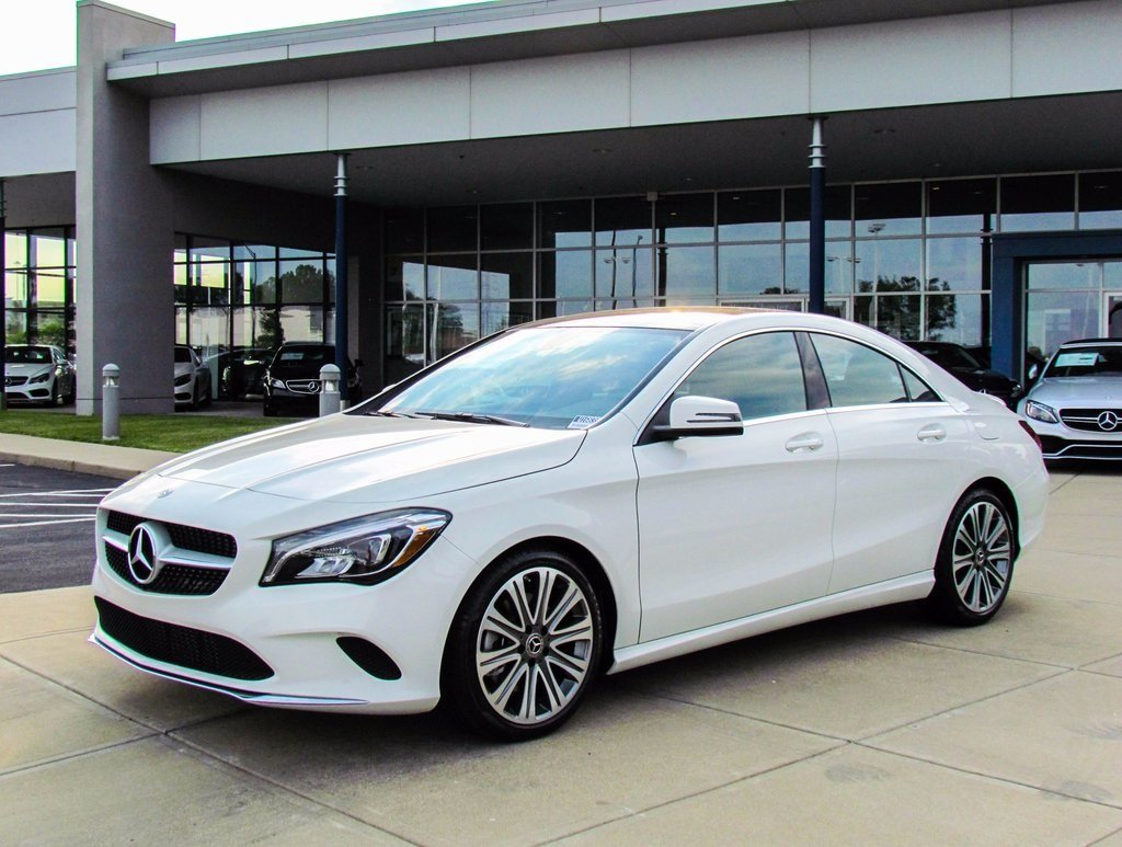 Stock W16839 New 2018 MercedesBenz CLA CLA 250 in West Chester