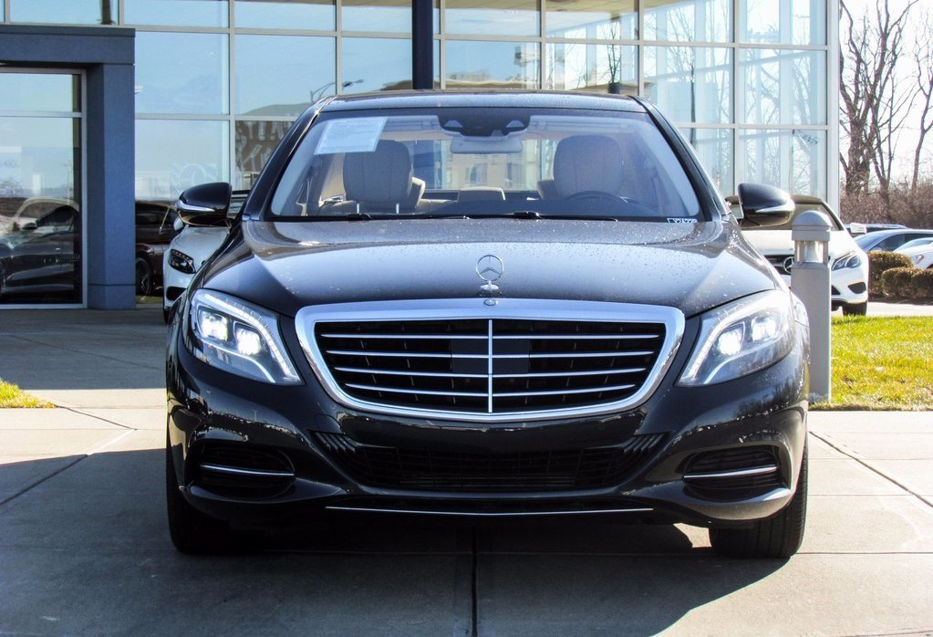 Stock x2433p certified pre owned 2014 mercedes benz s for Pre owned mercedes benz s class