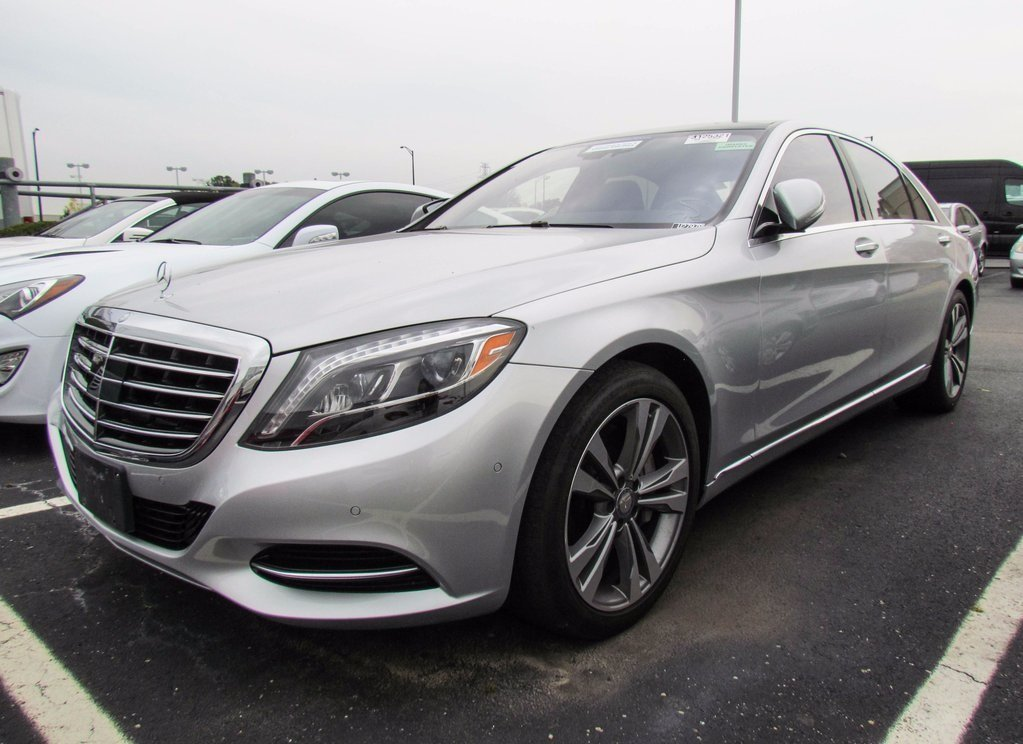 certified pre owned 2015 mercedes benz s class s 550 4matic sedan