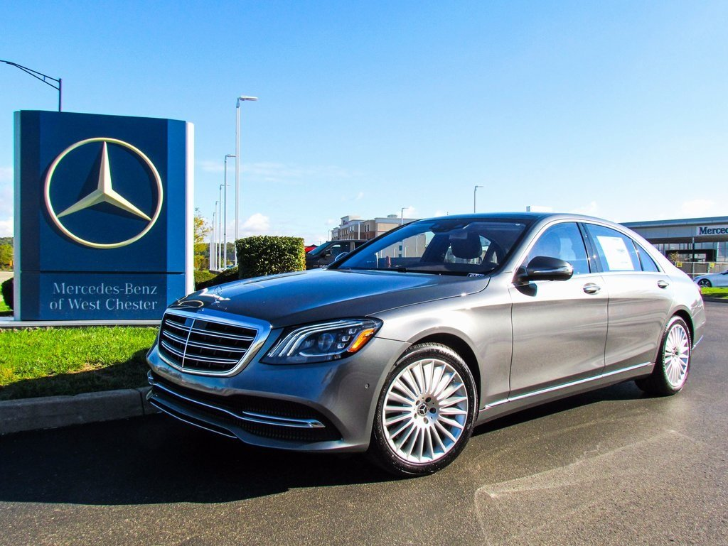 Mercedes West Chester >> Stock#: W17071 New 2018 Mercedes-Benz S-Class S 560 in West Chester