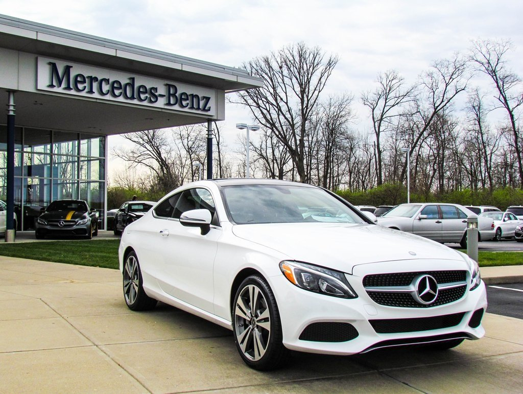 Stock w16755 new 2017 mercedes benz c class c 300 in for Mercedes benz extended warranty worth it