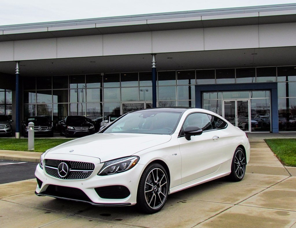 Stock w16548 new 2017 mercedes benz c class amg c43 for 2017 mercedes benz c class c43 amg