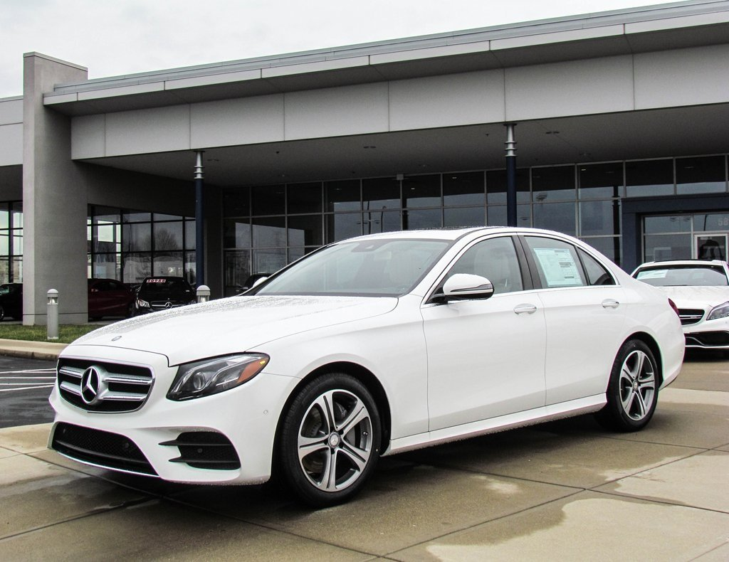 Stock w16723 pre owned 2017 mercedes benz e class e 300 for Pre owned e class mercedes benz