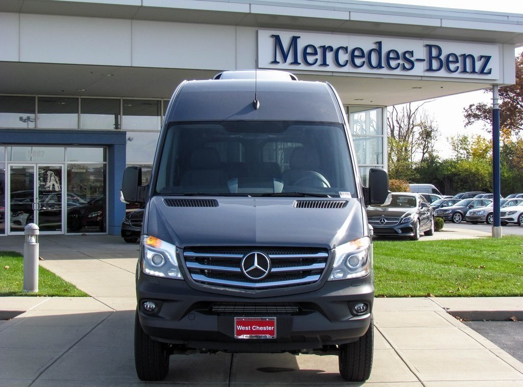 Stock v16117 new 2016 mercedes benz sprinter 2500 for New mercedes benz sprinter