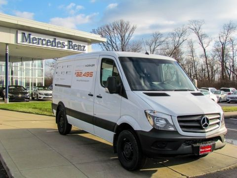 New sprinter 2500 for sale mercedes benz of west chester for Mercedes benz westchester